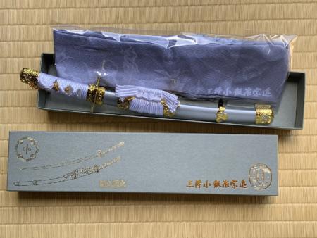 ペーパーナイフ鶴丸国永モデル